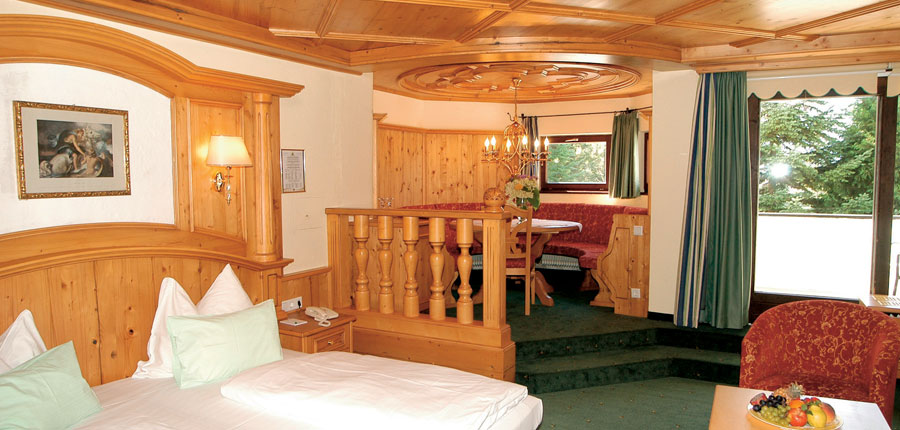 Bergresort, Seefeld, Austria - Bedroom with balcony.jpg